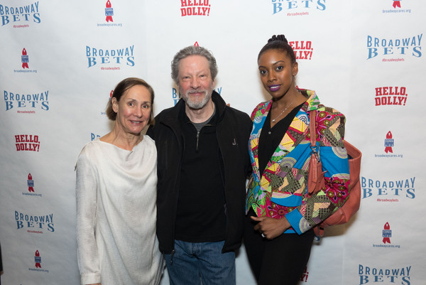 Photo Flash: Broadway Stars Up the Ante at Broadway Bets!