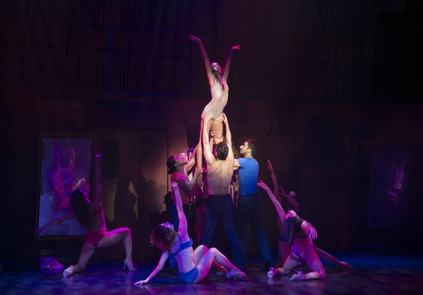 Photo Flash: First Look - A.R.T. Channels Buenos Aires with ARRABAL