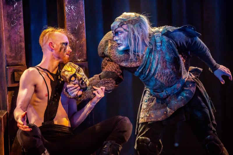 BWW Review: Gripping and Beautiful HUNCHBACK OF NOTRE DAME at Synetic Theater