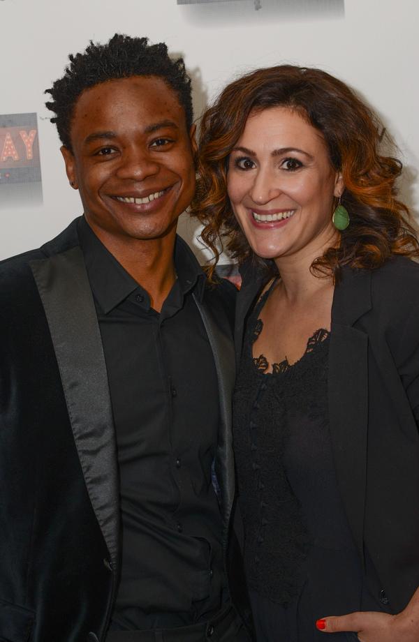 Michael Williams & Anne Brummel  Photo