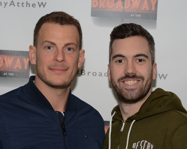Photo Flash: Bryan Terrell Clark, Lora Lee Gayer and More Sing Bobby Cronin Tunes in #LOVEISLOVE