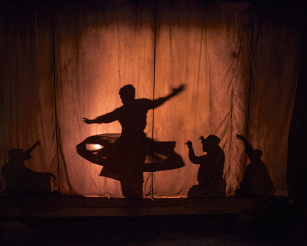 Photo Flash: First Look at New Musical THE BOY WHO DANCED ON AIR at Abingdon