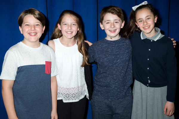 Photo Coverage: Paper Mill Playhouse Finds a Practically Perfect Nanny in MARY POPPINS!