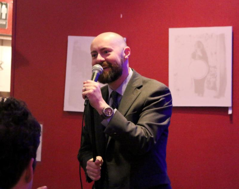 BWW Interview: Comedians Tollie (Tollie) Jones, Peter Davenport and Chris Davis  talk about the boom of comedy in Birmingham.