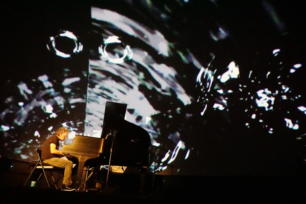 Photo Flash: Peter Manning Robinson's Refractor Piano Concert