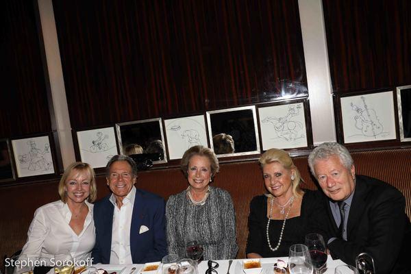 Maria von Nicolai, Bill Boggs, Jane Rothchild, Christina Rose, Stephen Sorokoff Photo
