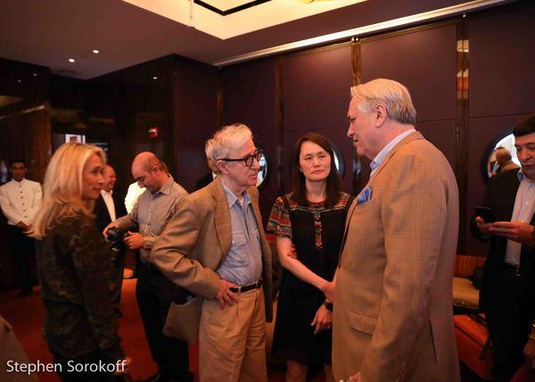 Woody Allen, & Woon-Yi Previn