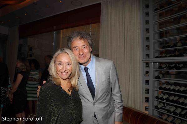Photo Flash: Woody Allen & Others Celebrate Sirio Maccioni at Le Cirque