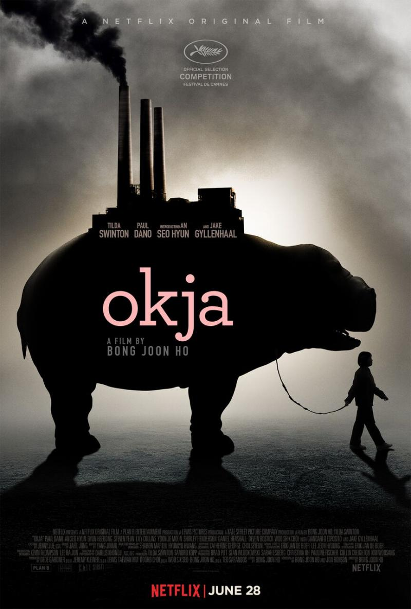 VIDEO: First Look - Tilda Swinton Stars in OKJA, Coming to Netflix