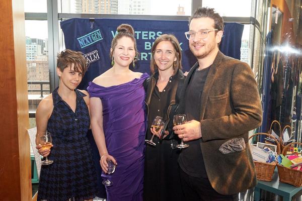 Jen Silverman, Katherine Kovner, Tyne Rafaeli, Dan Kluger Photo
