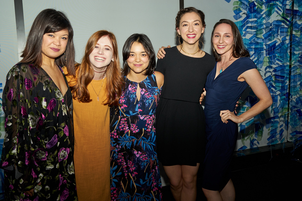 Photos: Anna Deveare Smith, Cast of THE WOLVES and More at Playwrights Realm's 10th Anniversary Writers Block Party