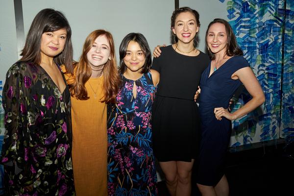 Lizzy Jutlia, Susannah Perkins, Midori Francis, Jenna Dioguardia, Lauren Patten