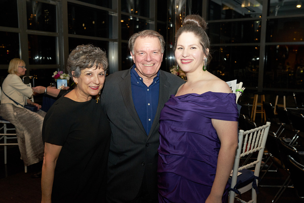 Esther Rosenberg, Michael Margitich, Katherine Kovner Photo