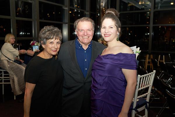 Esther Rosenberg, Michael Margitich, Katherine Kovner