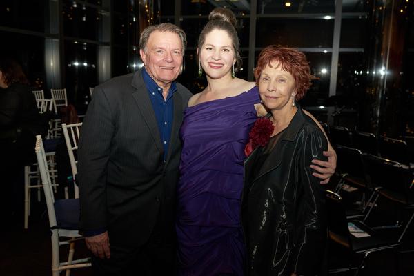 Michael Margitich, Katherine Kovner, Sarah Peter