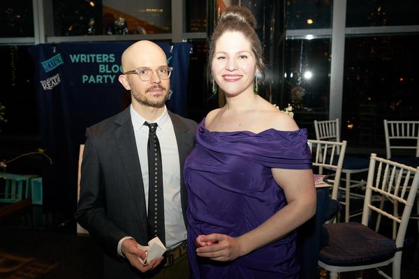 Michael Yates Crowley, Katherine Kovner
