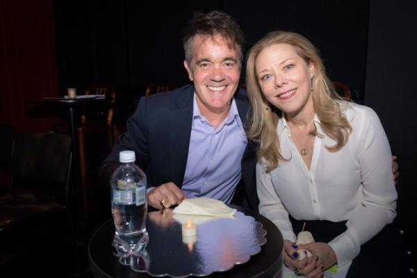 Derek Smith and Kathryn Meisle