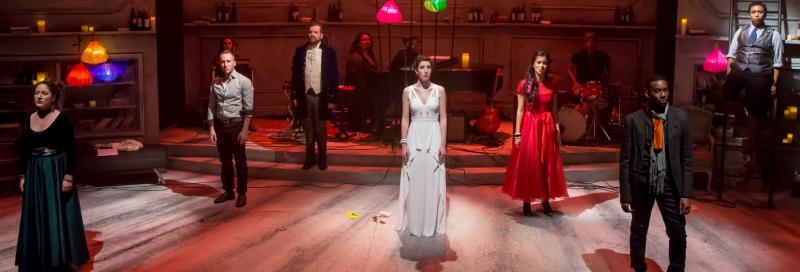 BWW Review: Drink to Love and Love to Drink at The Musical Stage Company's ONEGIN