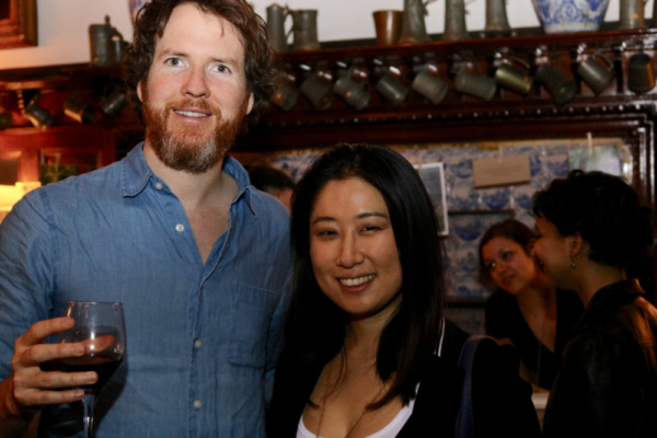Brian McCarthy & Janet Noh  Photo