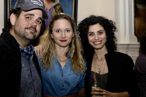 Greg Hildreth, Therese Barbato & Ava Eisenson