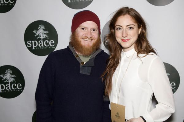 Josh Brody and Emily Feldman