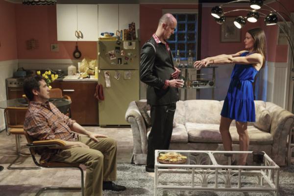Ken Forman, Sean Patrick Folster & Tara Westwood