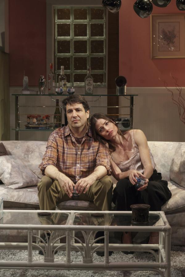 Ken Forman & Tara Westwood in Reprise. Photo by Leandro Badalotti.