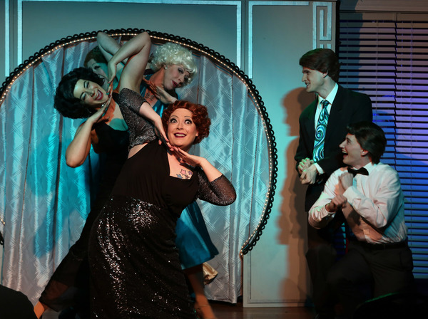 Photo Flash: Hell in a Handbag Productions Hit Parody LADY X: THE MUSICAL Extends