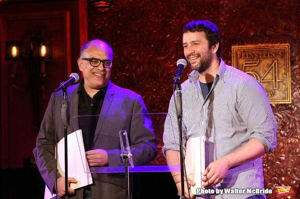Photo Coverage: The New York Drama Critics' Circle Honors OSLO and THE BAND'S VISIT
