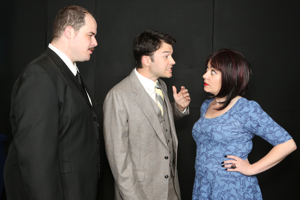 Allen Farmer, Matt Pentecost, and Sarah Porter Photo