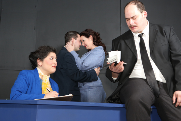 Photo Flash: SWEET SMELL OF SUCCESS at New Line Theatre