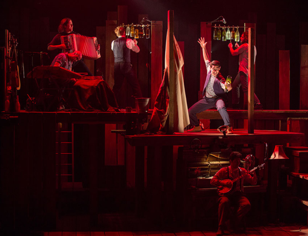 Photo Flash: THE OLD MAN AND THE OLD MOON at the Old Globe Theatre