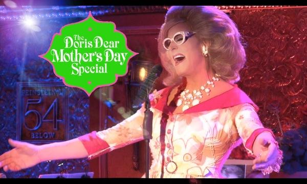 Photo Flash: Doris Dear Returns to Feinstein's/54 Below in 'LIKE MOTHER LIKE DAUGHTER'