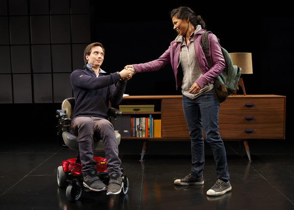 Photo Flash: First Look at Katy Sullivan, Victor Williams and More in MTC's COST OF LIVING