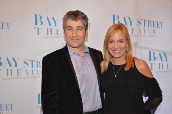 Scott Schwartz  and Tracy Mitchell