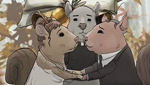 HBO Renews Animated Series ANIMALS for Third Season