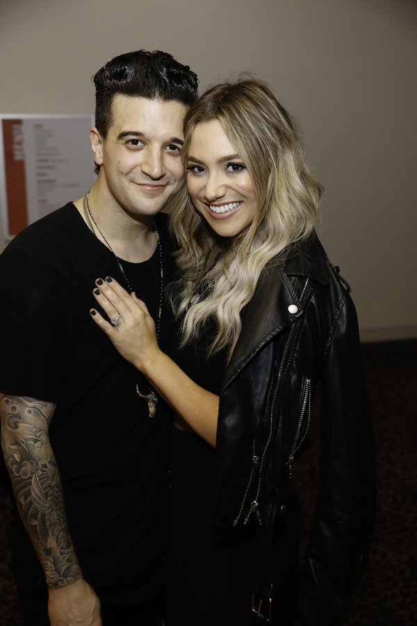 Mark Ballas and BC Jean
