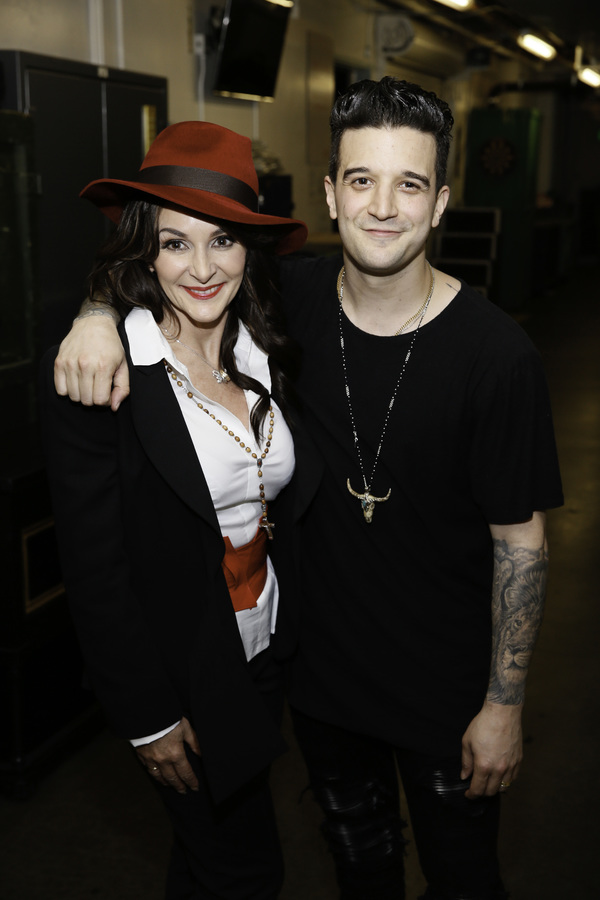 Shirley Ballas and Mark Ballas