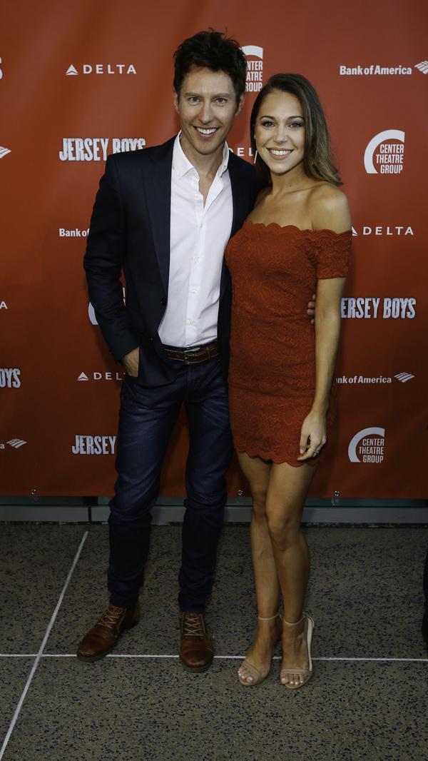 Barry Anderson and Jenna Nicole Schoen Photo