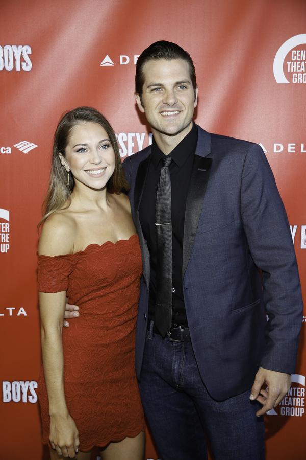 Jenna Nicole Schoen and Keith Hines