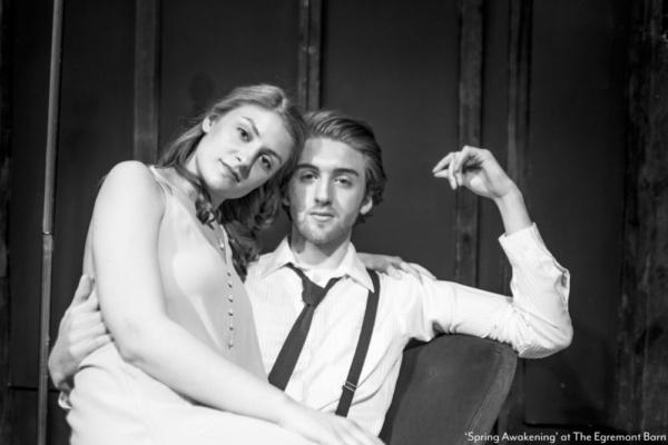 Caroline Fairweather and Jackson Teeley