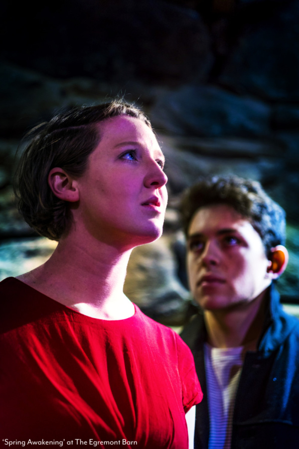 Photo Flash: SPRING AWAKENING Comes to The Egremont Barn
