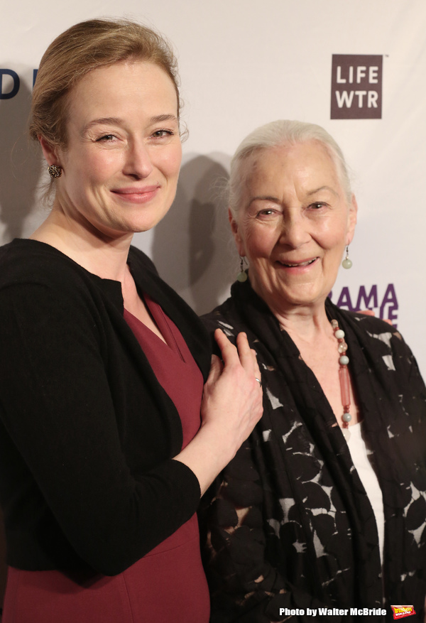 Jennifer Ehle and Rosemary Harris