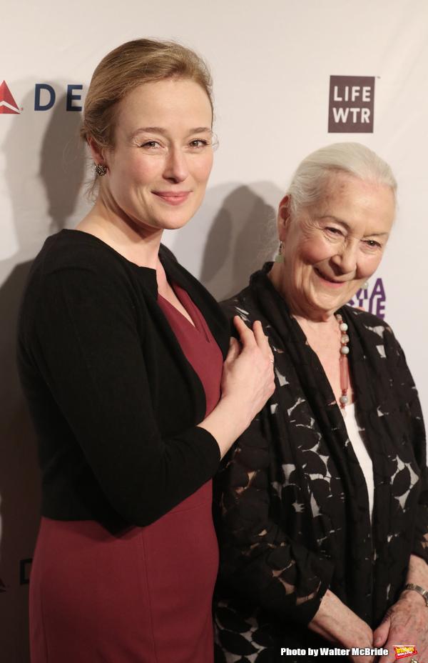 Jennifer Ehle and Rosemary Harris