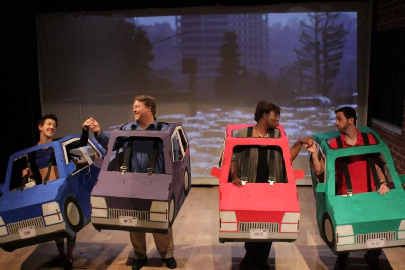 BWW Review:  FREEWAY DREAMS at the Brickhouse Theatre is a Slow and Bumpy Ride
