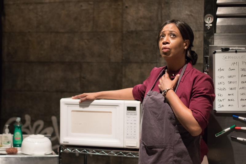 BWW Review: SPT's Thoughtful GRAND CONCOURSE Crackles with Stunning Performances