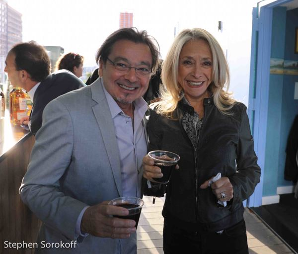 Bill Castellini, director & Eda Sorokoff