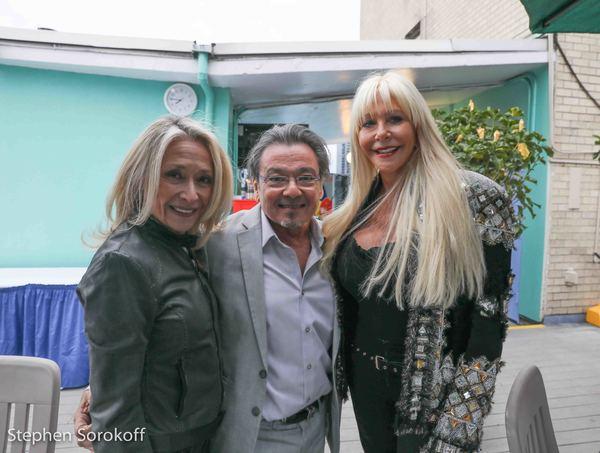 Eda Sorokoff, Bill Castellino, Sunny Sessa