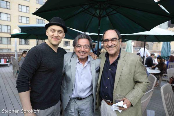Freddie Kimmel, Bill Castellini, Lawrence S. Topple