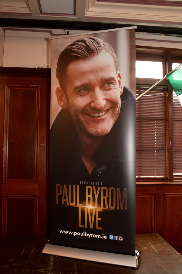 Welcome to Paul Byrom at Rory Dolan's
